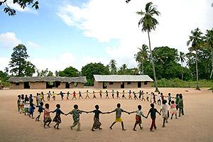 salle école afrique